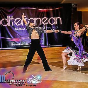 Mediterranean salsa & kizomba Festival - Thessaloniki 15,16,17 April 2016