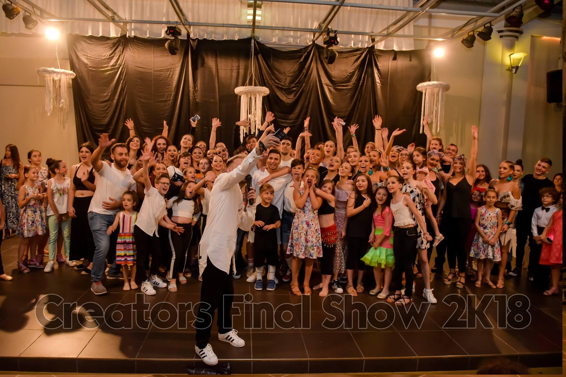 Creators Final Show 2K18 | 28/06/2018