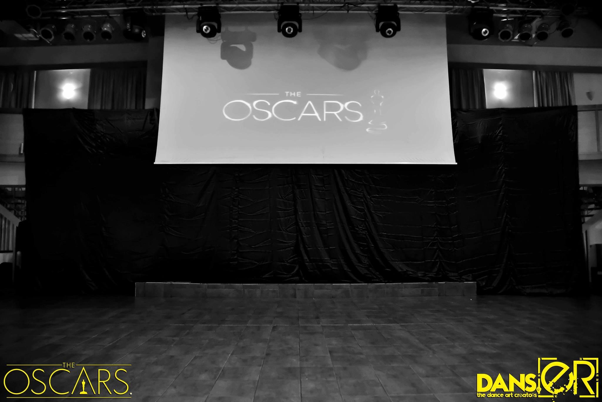 #Oscars_Show 2018 | 21/01/2018